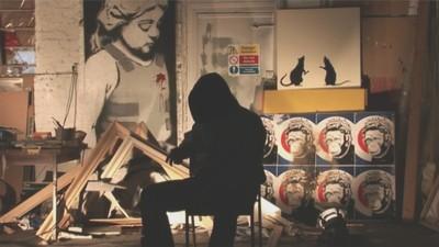 La ciencia revela la verdadera identidad de Banksy
