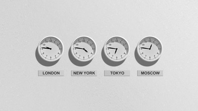This Guy Says Getting Rid of Time Zones Will Improve Everyone's Life