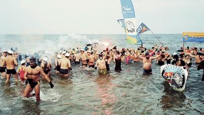 Strand, Alkohol und Party – Groß-Möllen an der Ostsee ist ein Paradies