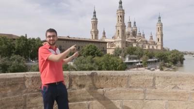 Advertencia: este vídeo de Zaragoza puede herir gravemente tu sensibilidad