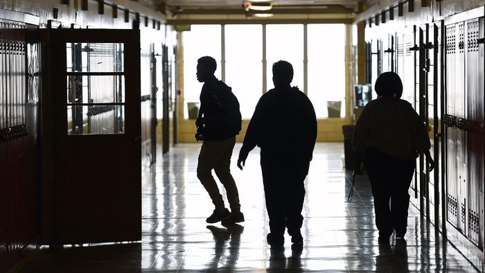 Arrests and Suspensions Are Out of Control in Baltimore Schools