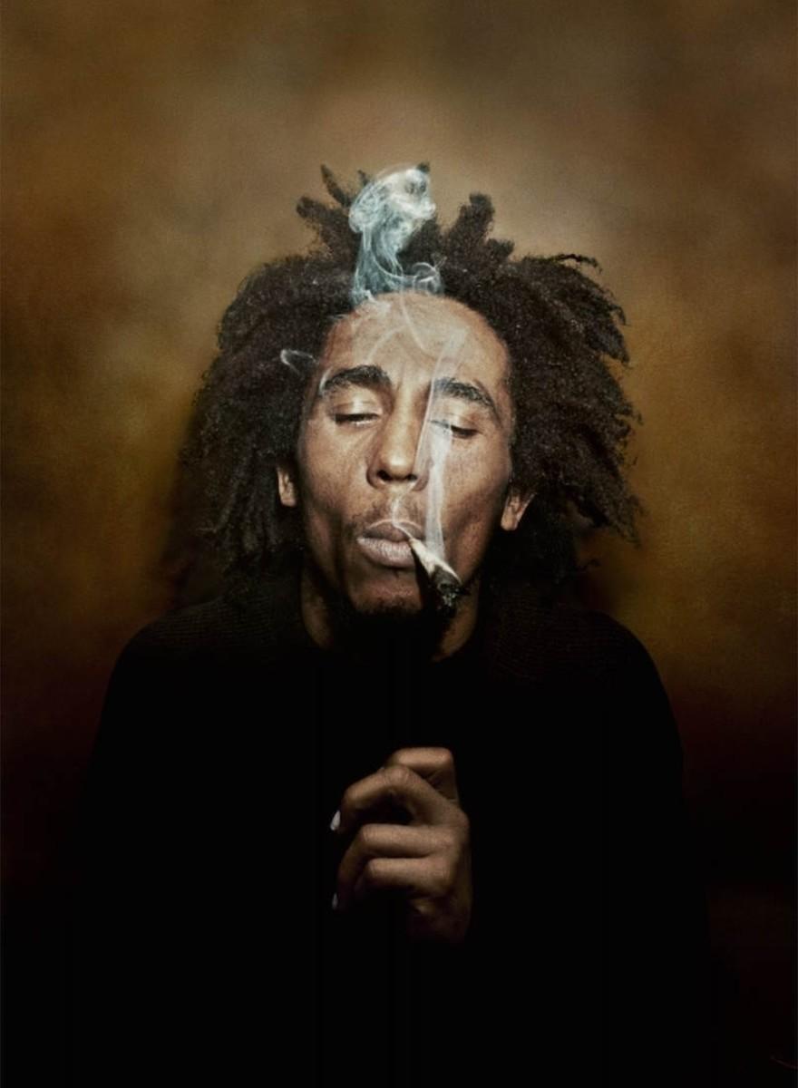 El fotógrafo Dennis Morris nos habla de Bob Marley y Johnny Rotten