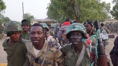 Des sociétés militaires privées contre Boko Haram