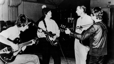 George Martin, the Guy Who Made the Beatles the Beatles, Has Died