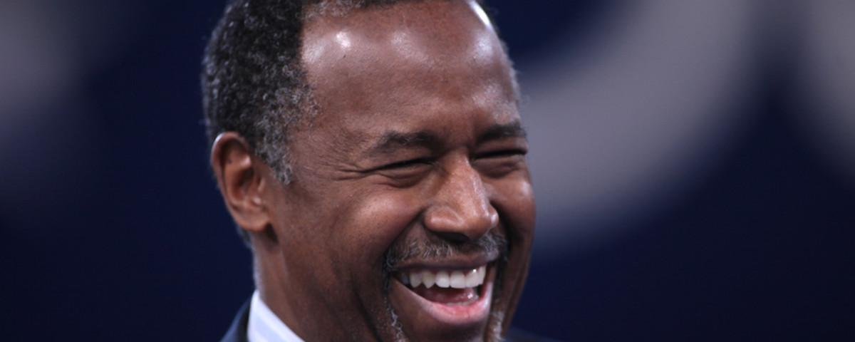 A Final Attempt to Understand Ben Carson's Deeply Weird Presidential Campaign