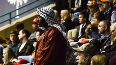 How It Felt to Be Kicked Out of a Trump Rally for Being Black and Wearing a Keffiyeh