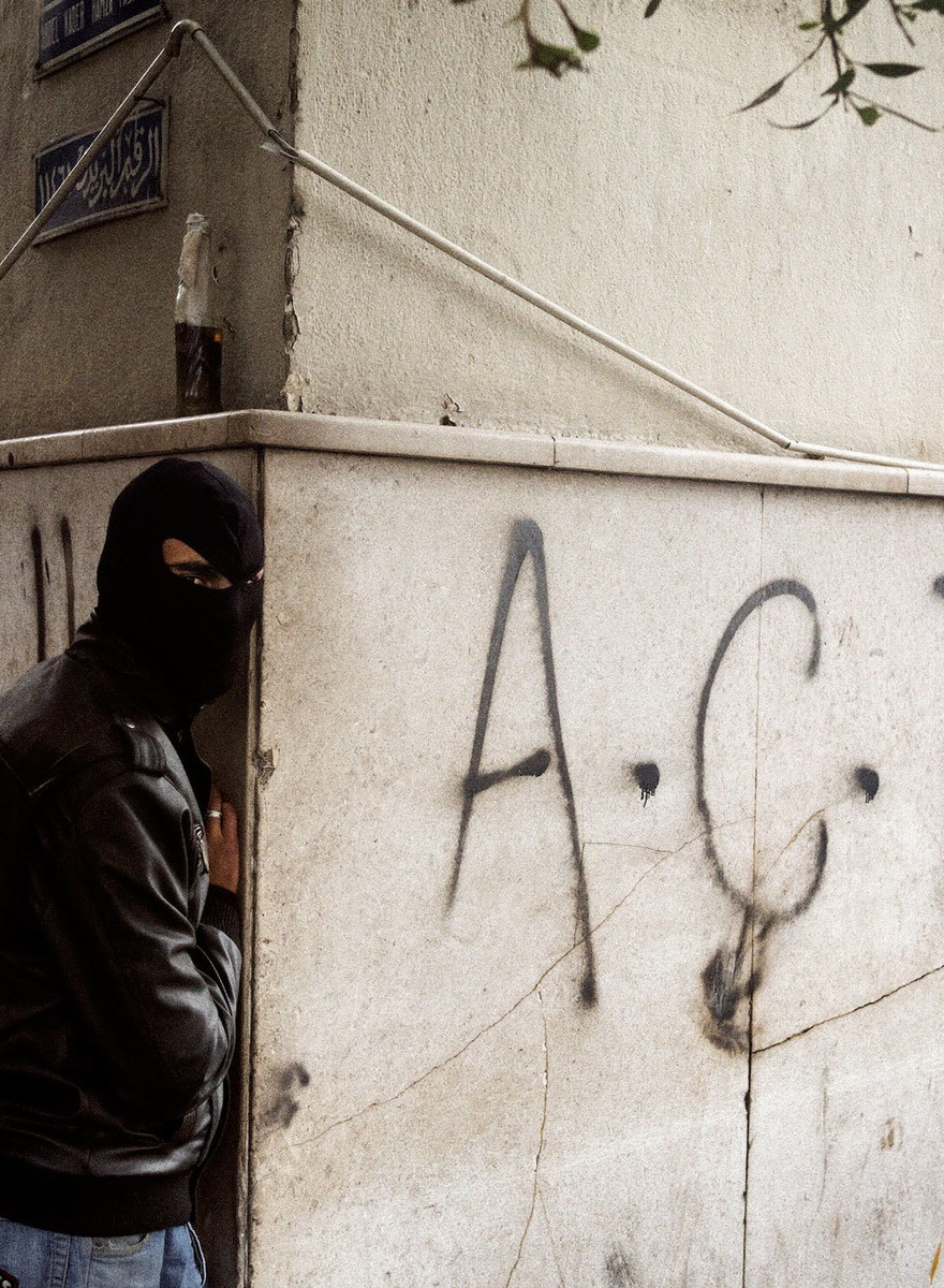 Powerful Photos of the Conflicts That Emerged from the Arab Spring Protests