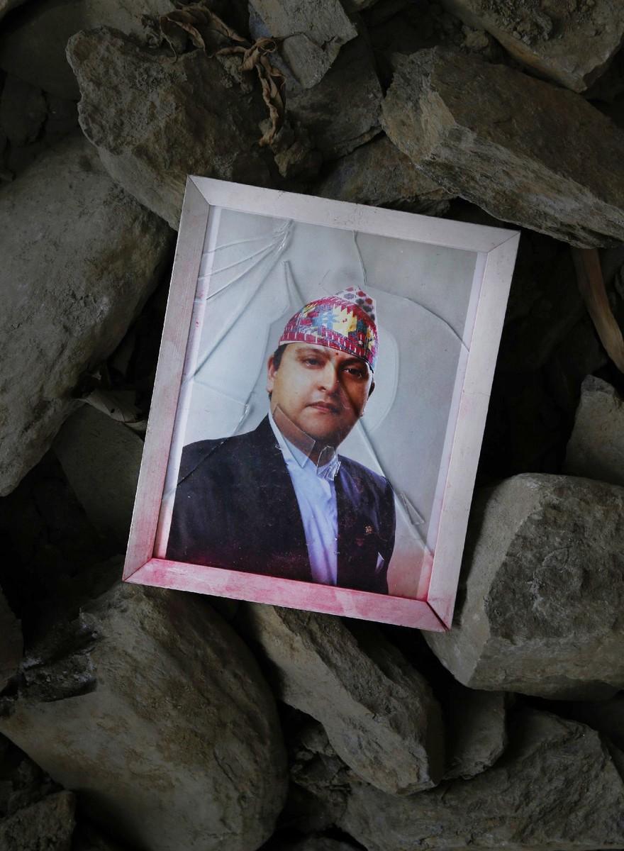 Spullen in de Nepalese modder