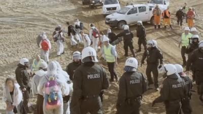 De keiharde strijd tussen mijnwerkers en milieuactivisten in het Ruhrgebied