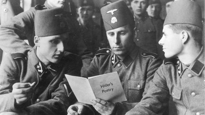 Hitler, Bin Laden and Mussolini: Analysing the Poetry of History's Most Evil People
