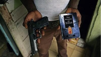 Fotografii din capitala mondială a crimelor