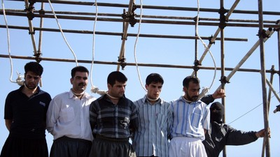 Iran Executed More Than 500 People Last Year for Drug-Related Crimes