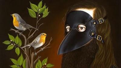 Los ilustradores underground de Madrid están en peligro de desaparecer