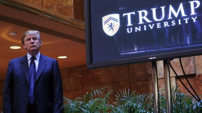 Trump University Allegedly Harassed Students into Giving Their Instructors Perfect Scores
