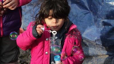 Op pad met de Nederlandse vrijwilligers die helpen in het vluchtelingenkamp in Duinkerke