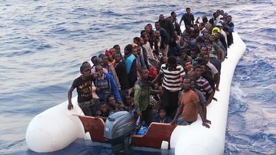 De dodelijke weg naar Europa: reddingsmissies op de Middellandse Zee