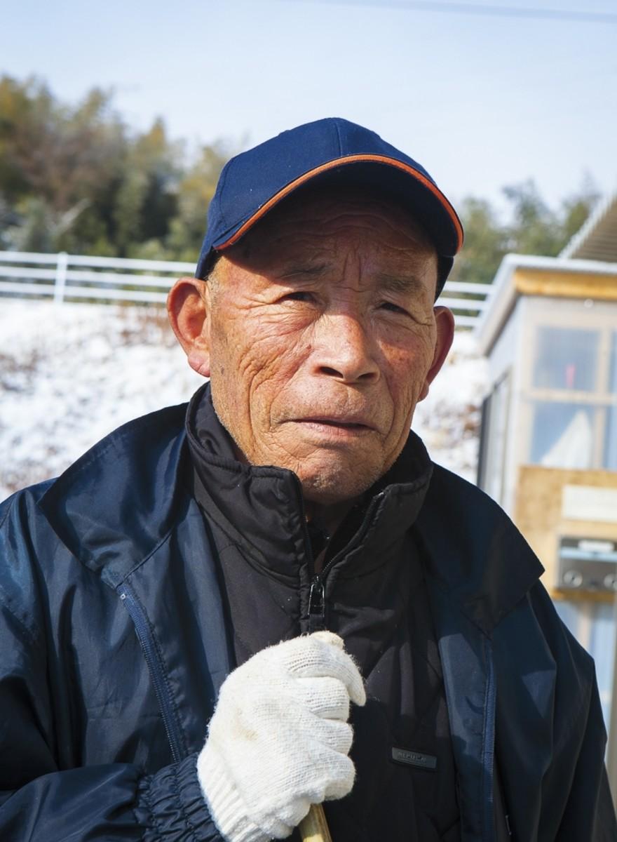 De vergeten landschappen van Fukushima