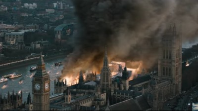 Hollywood Is Blowing Up London Because It's So Bland