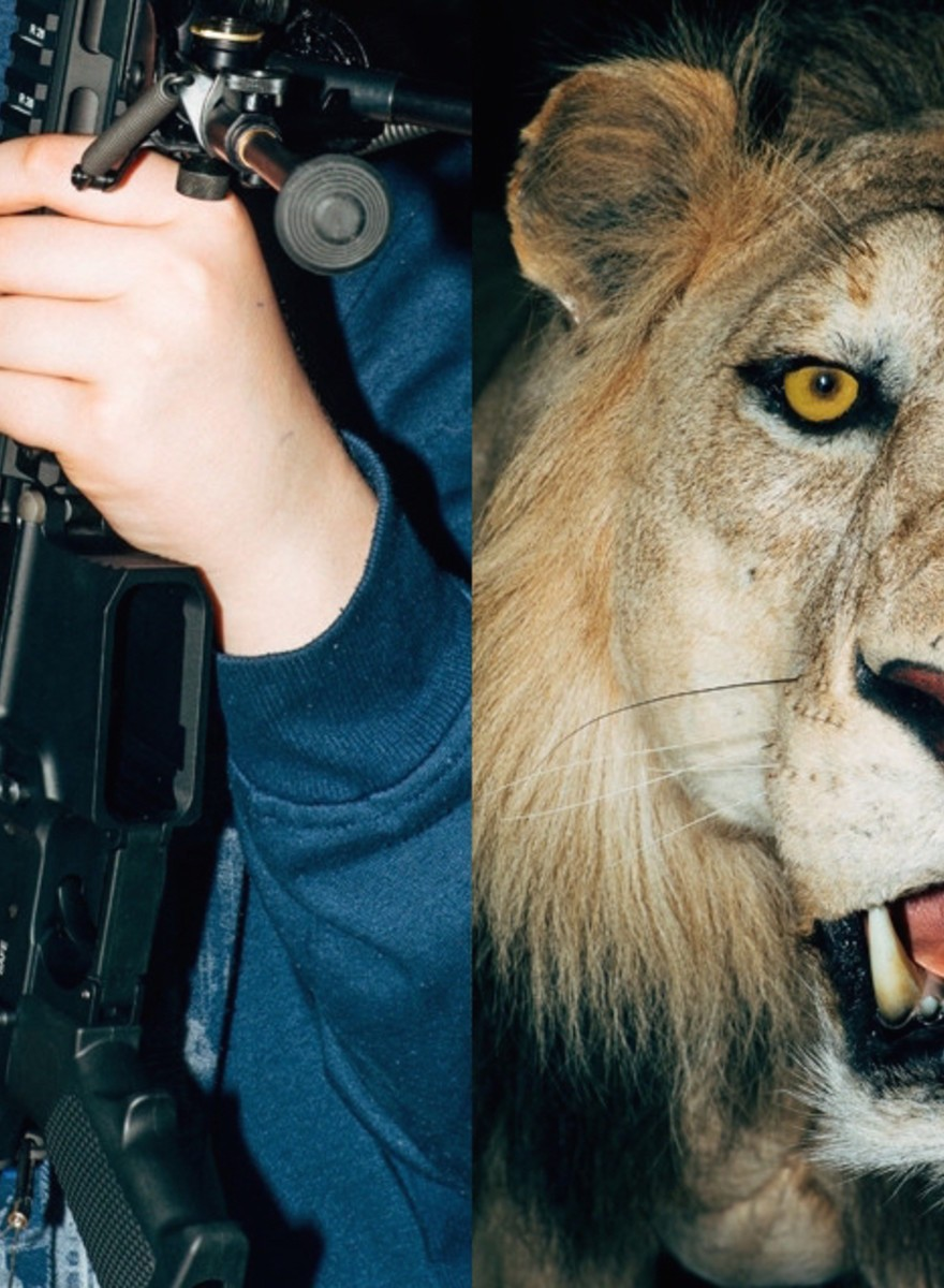 Väter, Söhne, Knarren und Trophäen – Bei der größten Jagdausstellung Europas