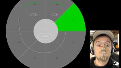 Com esta aplicação podes fazer música com os olhos