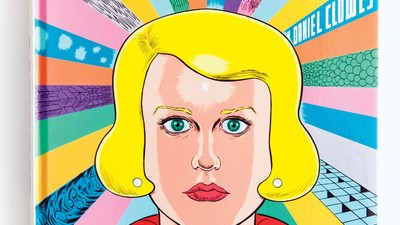Read an Excerpt from 'Ghost World' Author Daniel Clowes' New Graphic Novel, 'Patience'