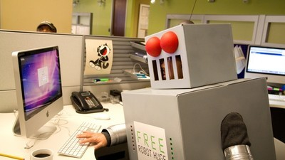 Ook jouw werk kan gewoon door een robot worden gedaan