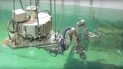 Keiner der Aufräum-Roboter von Fukushima kam bisher lebend aus der Ruine zurück