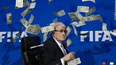 La FIFA admite haber dado mundiales a cambio de sobornos