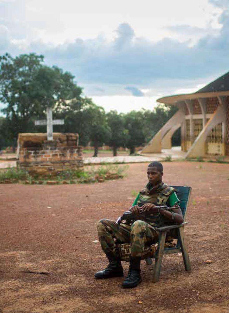 Land van littekens: foto's van de Centraal-Afrikaanse Republiek