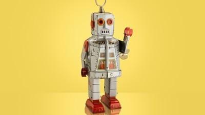 Au apărut roboții care vor înlocui comedianții