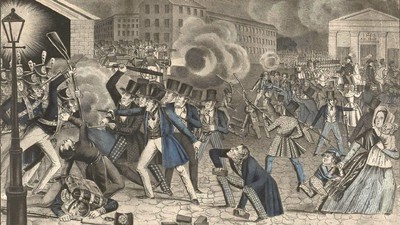 Donald Trump and the Long History of American Politics Turning Violent