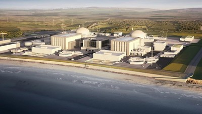 The UK's Next Nuclear Power Plant Could Collapse Before It's Built