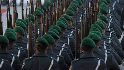 Die Bundeswehr hat mit 230 Verdachtsfällen von Rechtsextremismus zu kämpfen