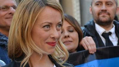 La gravidanza di Giorgia Meloni è l'ultimo dei problemi delle elezioni di Roma