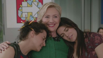 Hillary Clinton's 'Broad City' Appearance Appealed to 18–34-Year-Olds