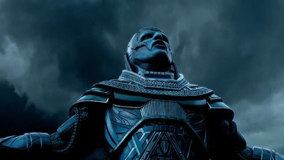 Watch the X-Men Fight a Big Blue God in the New 'X-Men: Apocalypse' Trailer