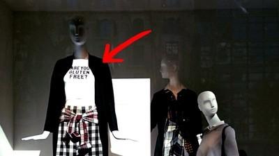 Cum a făcut Zara mișto de oamenii care țin regim