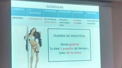 'Guarras de discoteca y rancias que solo van a bailar': qué pasó realmente con el profesor del MIR acusado de machismo
