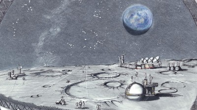 The $4 Billion Scheme to Recreate the Moon in Coachella