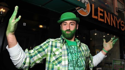 ​​White Men Can't Drunk: St. Patrick's Day and Privilege