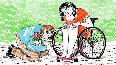 De wereld van rolstoelfetisjisten en mensen die opgewonden raken van lichamelijke handicaps