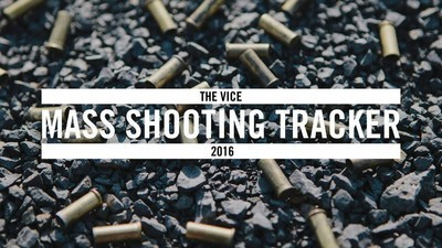 Mass Shootings in Europe in 2016