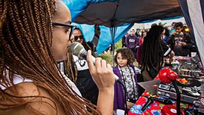 Feminine Hi-Fi é a primeira festa sound system feita por mulheres em SP