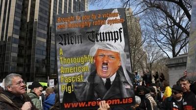 """Von """"Trump isst Pizza mit der Gabel"""" und """"Mein Trumpf"""""""