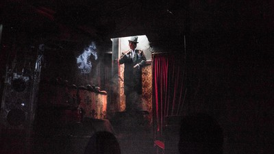 Stalkers, S&M, and the Secret Cabaret: Inside London's 'House of Magic'