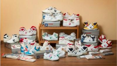 Hablamos con el murciano que posee la mejor colección de sneakers de Europa