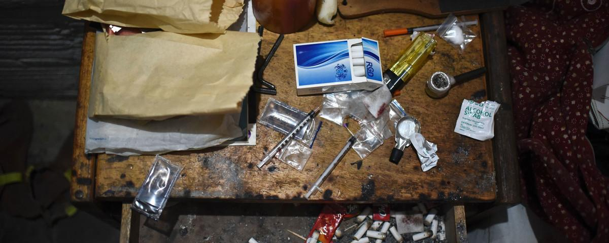 The Anatomy of a Heroin Relapse