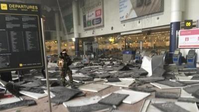 Así han vivido los atentados de Bruselas los españoles que están allí