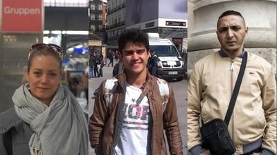 'Reconozco que tengo un poco de miedo': reacciones de los europeos a los atentados de Bruselas