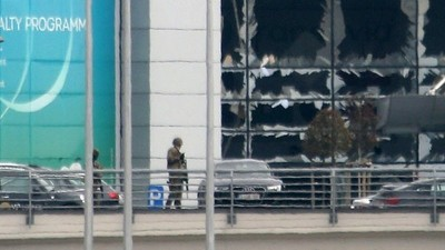 Everything We Know About the Brussels Attacks So Far